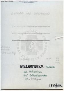 Wiszniewska Helena