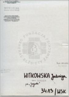 Witkowska Jadwiga
