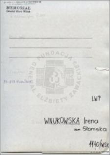 Wnukowska Irena