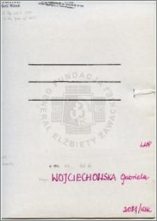 Wojciechowska Gabriela