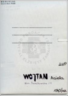 Wojtan Aniela