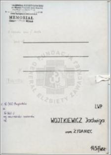 Wojtkiewicz Jadwiga