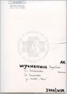 Wojtuszkiewicz Bogusława