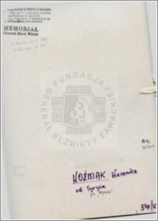 Woźniak Weronika