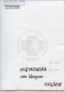 Wyżykowska Janina