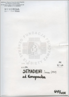 Semadeni Irena
