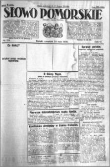Słowo Pomorskie 1926.05.20 R.6 nr 114