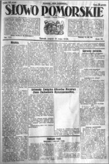 Słowo Pomorskie 1926.05.21 R.6 nr 115