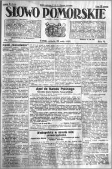 Słowo Pomorskie 1926.05.22 R.6 nr 116
