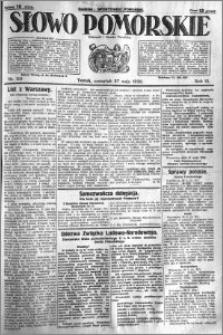 Słowo Pomorskie 1926.05.27 R.6 nr 119