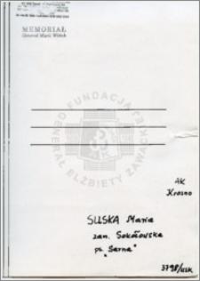 Suska Maria