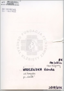 Wasilewska Wanda
