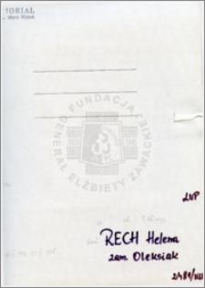 Rech Helena