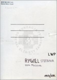 Rygiel Stefania