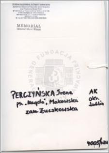 Perczyńska Irena