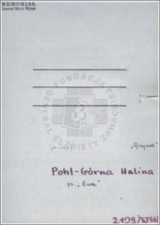 Pohl-Górna Halina