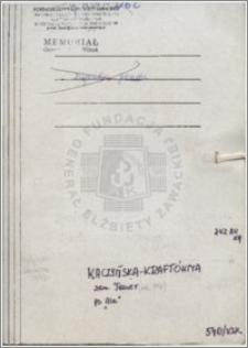 Kaczyńska-Kraftowna Urszula