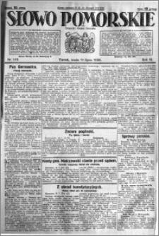 Słowo Pomorskie 1926.07.14 R.6 nr 158
