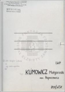 Klimowicz Małgorzata