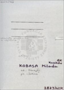 Kobasa Milada