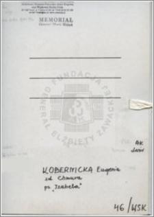 Kobernicka Eugenia