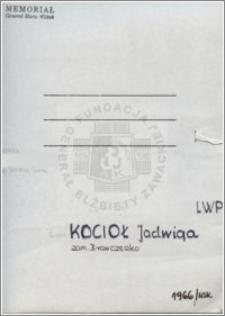 Kocioł Jadwiga