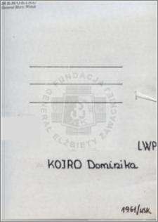 Kojro Dominika