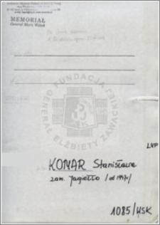 Komar Stanisława