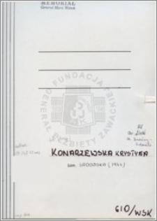 Konarzewska Krystyna