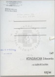 Kondracka Edwarda