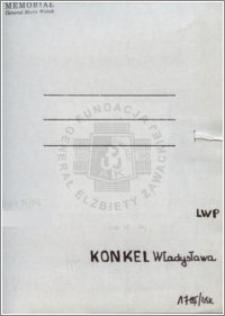 Konkel Władysława