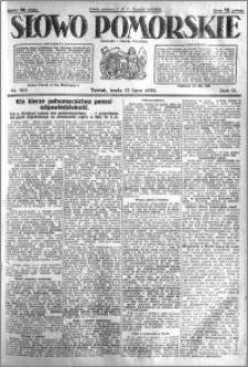 Słowo Pomorskie 1926.07.21 R.6 nr 164