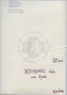 Kosibowicz Zofia
