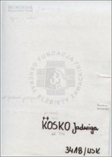 Kosko Jadwiga