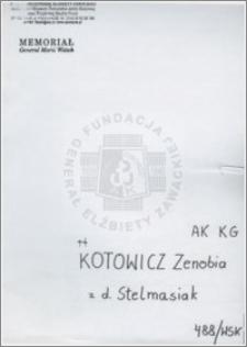 Kotowicz Zenobia
