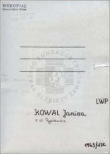 Kowal Janina