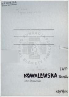 Kowalewska Halina