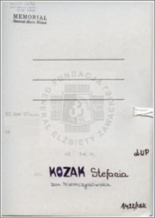 Kozak Stefania