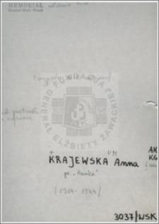 Krajewska Anna