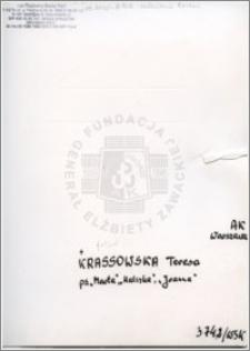 Krassowska Teresa