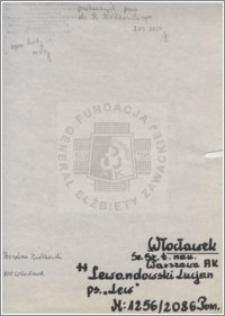 Lewandowski Lucjan
