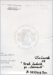 Orszt Ludwik