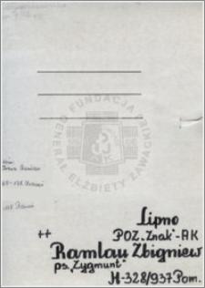 Ramlau Zbigniew