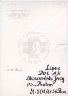 Skowroński Jerzy