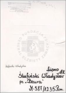 Ślufiński Władysław