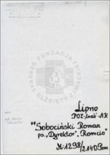 Sobociński Roman