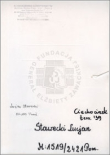 Stawecki Lucjan