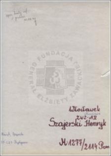 Szajerski Henryk