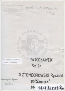 Sztemborowski Ryszard
