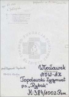 Topolewski Zygmunt